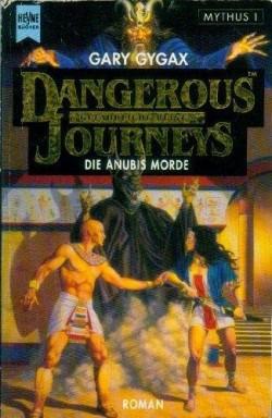 Band 1 von 3 der Dangerous Journeys Reihe von Gary Gygax.
