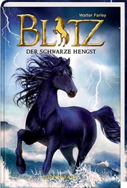 Buch 1 von 24 der Blitz der schwarze Hengst Reihe von Walter Farley u.a..