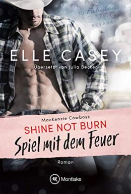 Teil 1 von 2 der Mackenzie Cowboys Reihe von Elle Casey.
