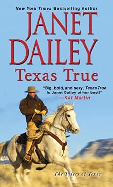 Buch 1 von 6 der Tylers of Texas Reihe von Janet Dailey.