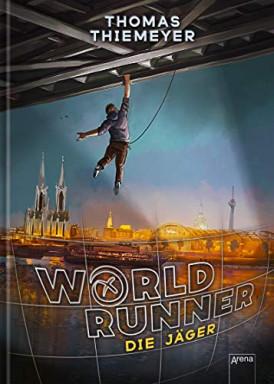 Buch 1 von 2 der World Runner Reihe von Thomas Thiemeyer.