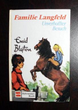 Teil 1 von 7 der Familie Langfeld / Sechs Kinder Reihe von Enid Blyton.