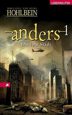 Buch 1 von 4 der Anders Saga Reihe von Wolfgang Hohlbein u.a..