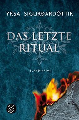 Teil 1 von 6 der Dóra Guðmundsdóttir Reihe von Yrsa Sigurðardóttir.