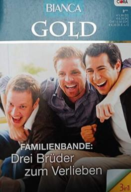 Band 1 von 8 der Familienband: Drei Brüder zum Verlieben Reihe von Muriel Jensen.