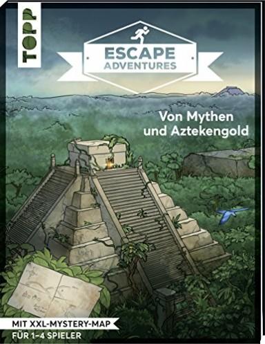 Buch 1 von 13 der Escape Adventures Reihe von Sebastian Frenzel u.a..