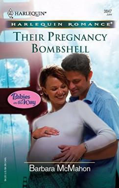 Teil 1 von 2 der Babies on the Way Reihe von Barbara McMahon.