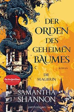 Buch 1 von 2 der Der Orden des geheimen Baumes / Königin von Inys Reihe von Samantha Shannon.