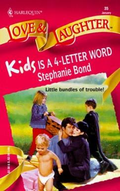 Band 1 von 2 der 4-Letter Word Reihe von Stephanie Bond.