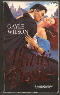 Teil 1 von 3 der Herzenswunsch Reihe von Gayle Wilson.