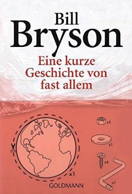Buch 1 von 3 der Eine kurze Geschichte Reihe von Bill Bryson.
