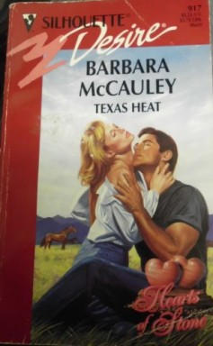 Buch 1 von 3 der Hearts of Stone Reihe von Barbara McCauley.