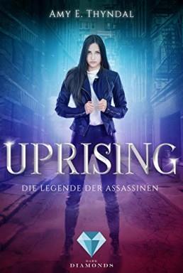Band 1 von 2 der Die Legende der Assassinen Reihe von Amy Erin Thyndal.