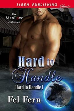 Buch 1 von 5 der Hard to Handle Reihe von Fel Fern.