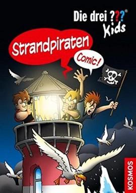Buch 1 von 5 der Die drei ??? Kids (Comic) Reihe von Die drei Fragezeichen.