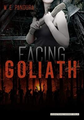 Buch 1 von 5 der Goliath Reihe von M. E. Pandura.