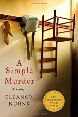 Band 1 von 8 der Will Rees Mystery Reihe von Eleanor Kuhns.