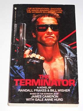 Band 1 von 19 der Terminator Reihe von Randall Frakes u.a..
