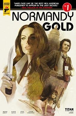 Buch 1 von 5 der Normandy Gold Reihe von Megan Abott u.a..