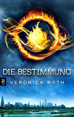 Buch 1 von 3 der Die Bestimmung Reihe von Veronica Roth.