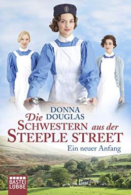 Buch 1 von 2 der Die Schwestern aus der Steeple Street Reihe von Donna Douglas.