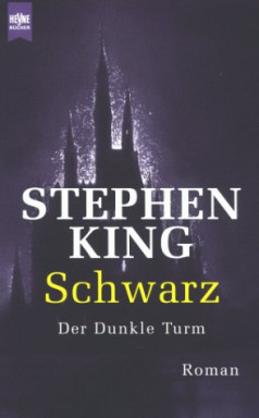 Band 1 von 8 der Der dunkle Turm Reihe von Stephen King.