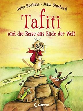 Buch 1 von 11 der Tafiti Reihe von Julia Boehme.