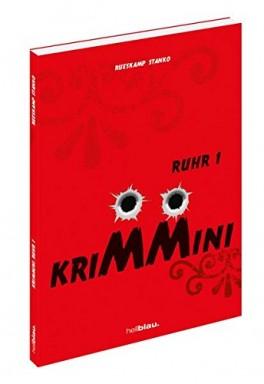 Band 1 von 12 der Reporterin Antonie Hasenäcker und Privatermittler Kalle Krusenberg / Krimmini Reihe von Arnd Rüskamp u.a..