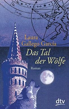 Teil 1 von 4 der Chroniken des Turms Reihe von Laura Gallego Garcia.