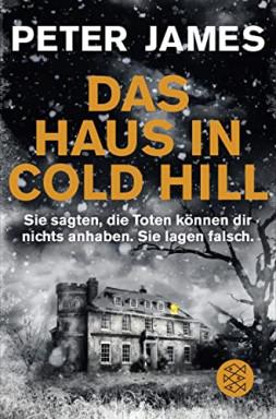 Buch 1 von 2 der Cold Hill Reihe von Peter James.