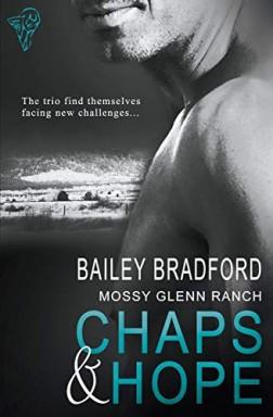 Teil 1 von 8 der Mossy Glenn Ranch Reihe von Bailey Bradford.