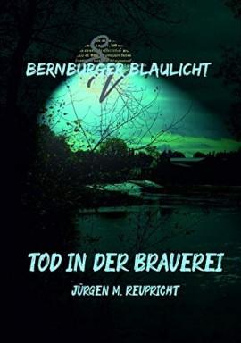 Band 1 von 2 der Bernburger Blaulicht / Polizist Martin Krüger und Schreibwarenladeninhaber Richard Kutscher Reihe von Jürgen M. Reupricht.