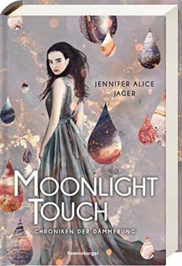 Teil 1 von 2 der Chroniken der Dämmerung Reihe von Jennifer Alice Jager.