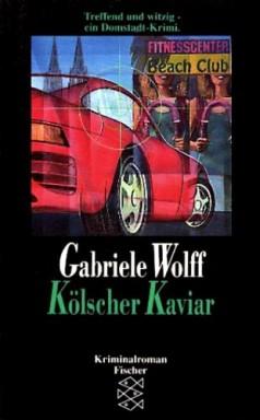 Buch 1 von 5 der Beate Fuchs Reihe von Gabriele Wolff.