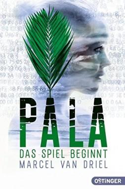 Buch 1 von 4 der Pala Reihe von Marcel van Driel.