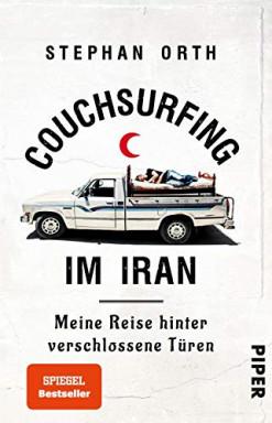 Buch 1 von 4 der Couchsurfing Reihe von Stephan Orth.