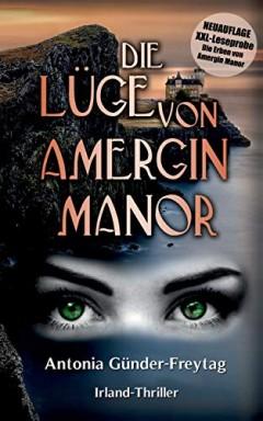 Buch 1 von 2 der Amergin Manor Reihe von Antonia Günder-Freytag.