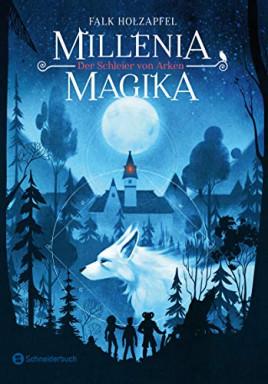 Buch 1 von 2 der Millenia Magika Reihe von Falk Holzapfel.