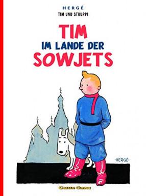 Teil 1 von 25 der Tim und Struppi Reihe von Hergé.
