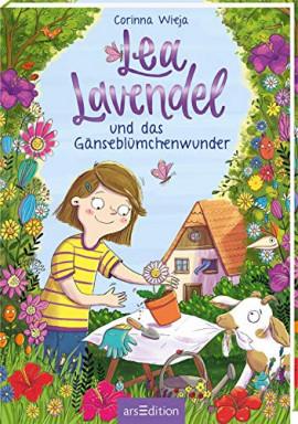 Teil 1 von 2 der Lea Lavendel Reihe von Corinna Wieja.