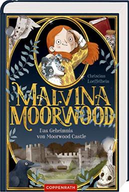 Band 1 von 2 der Malvina Moorwood Reihe von Christian Loeffelbein.