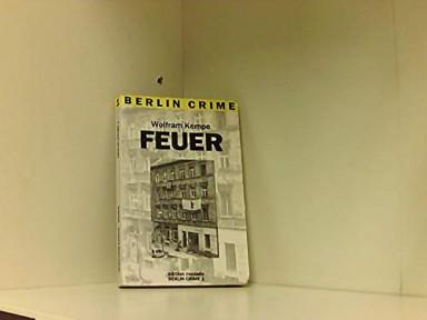 Teil 1 von 18 der Berlin Crime Reihe von Wolfram Kempe u.a..