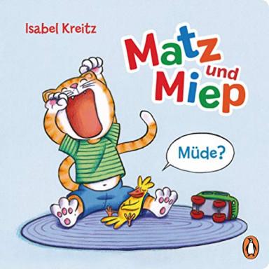 Teil 1 von 4 der Matz und Miep Reihe von Isabel Kreitz.