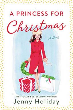 Buch 1 von 2 der Royal Christmas Reihe von Jenny Holiday.