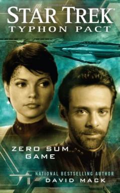Teil 1 von 8 der Star Trek: TNG - Typhon Pact Reihe von David Mack u.a..