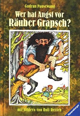 Band 1 von 20 der Räuber Grapsch Reihe von Gudrun Pausewang.