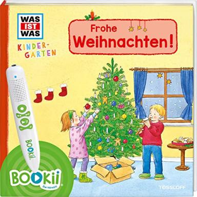 Band 1 von 3 der BOOKii® WAS IST WAS Kindergarten Reihe von Johann Steinstraat.