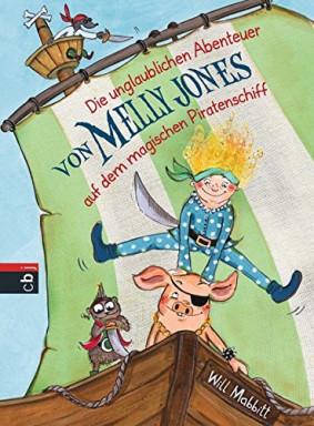 Buch 1 von 3 der Melly Jones Reihe von Will Mabbitt.