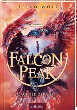 Band 1 von 2 der Falcon Peak Reihe von Heiko Wolz.