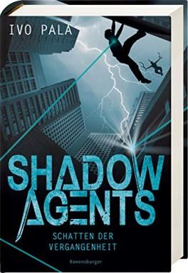 Band 1 von 3 der Shadow Agents Reihe von Ivo Pala.